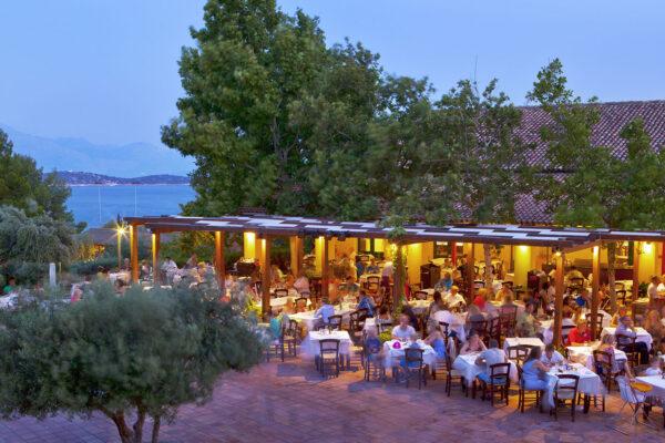 Restaurant Agios Nikolaos Crete