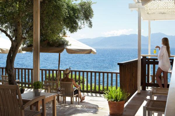 Pool Bars in Agios Nikolaos Crete
