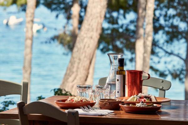 Traditional tavern Crete