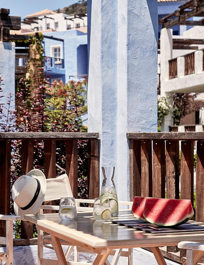Candia Park - Семейные апартаменты с одной спальней с видом на деревню